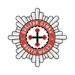 The North Wales Fire and Rescue Service logo to represent the PSBA case study.