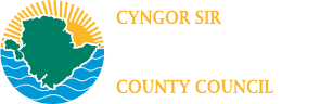 An icon of a map of North Wales to represent Isle of Anglesey County Council and Cyngor Sir Ynys Mon.